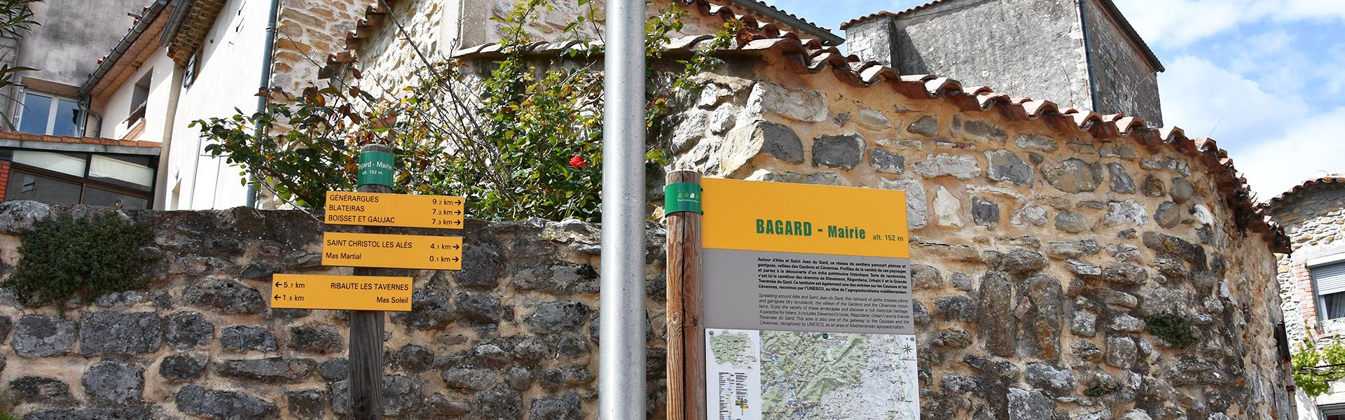 Ville de Bagard